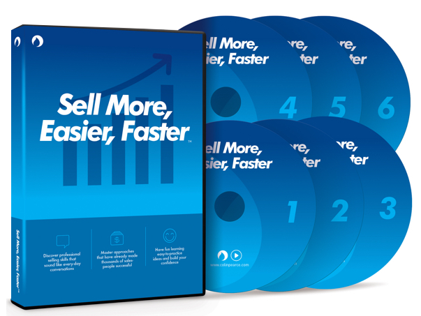 Sell More Easier Faster