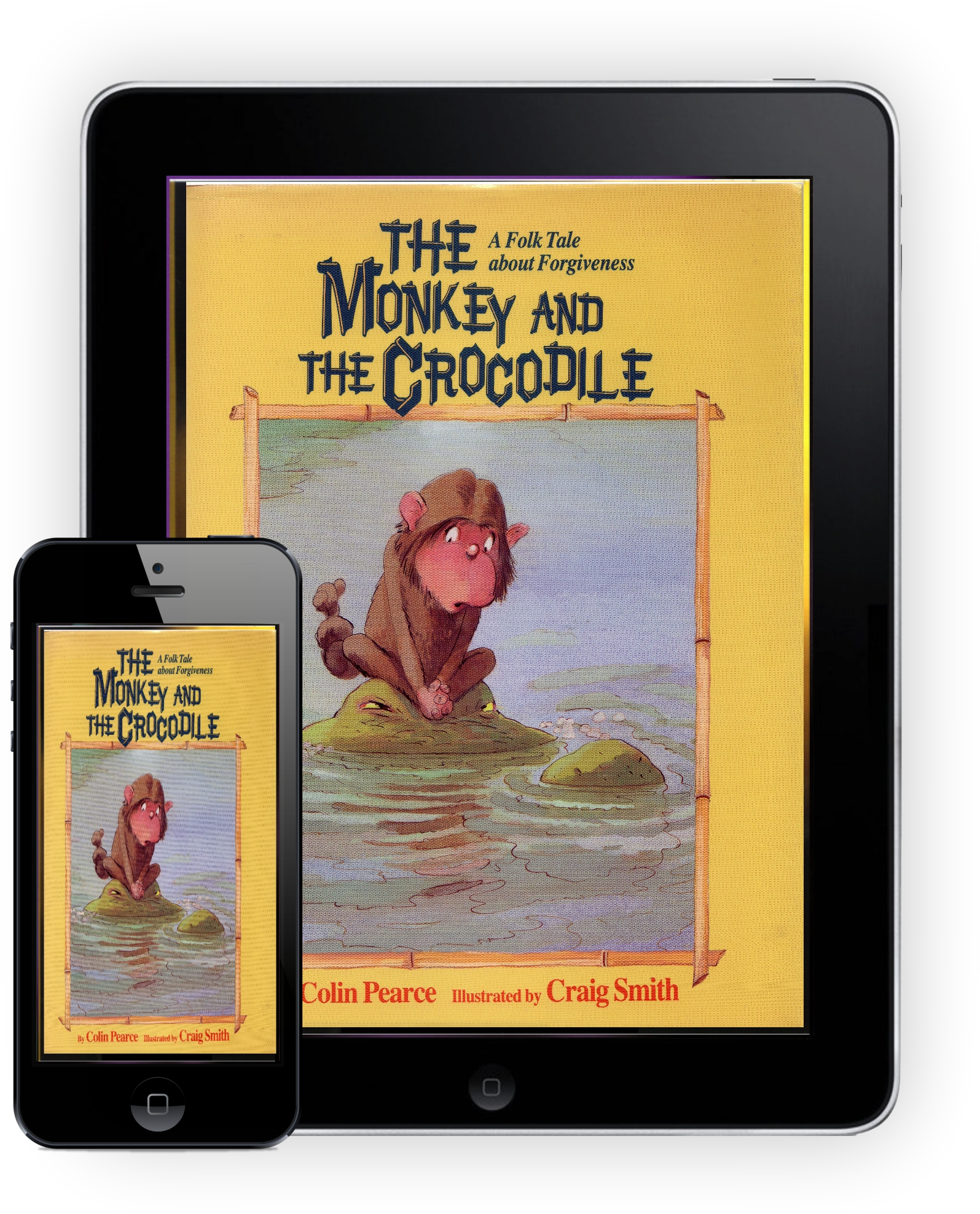 Monkey_and_Crocodile_Prose