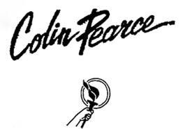 Colin Pearce original branding