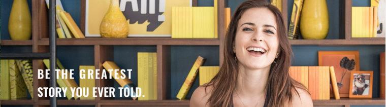 Celinne Da Costa storytelling expert